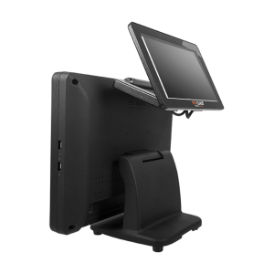 15 inc POS PC arka ekranlı