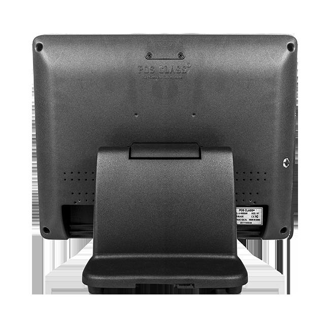 jj 8000 AW 15 inch POS PC Arka