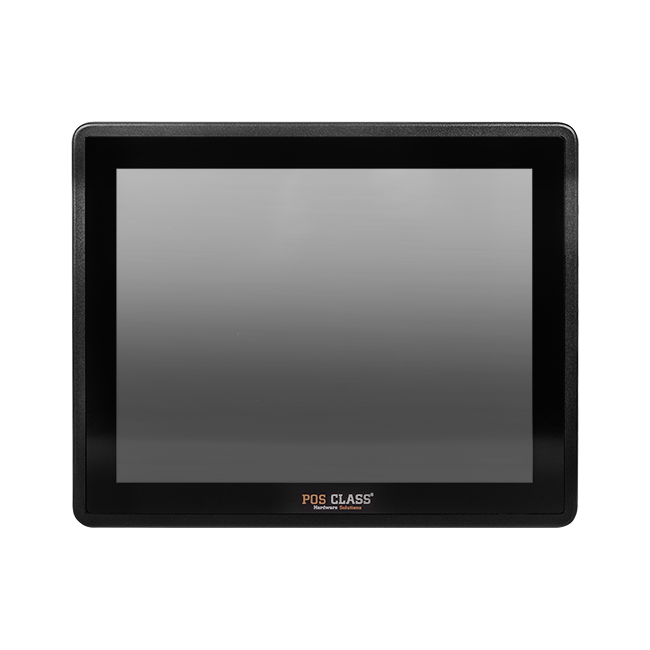 8000AW 15inc PANEL PC FRONT