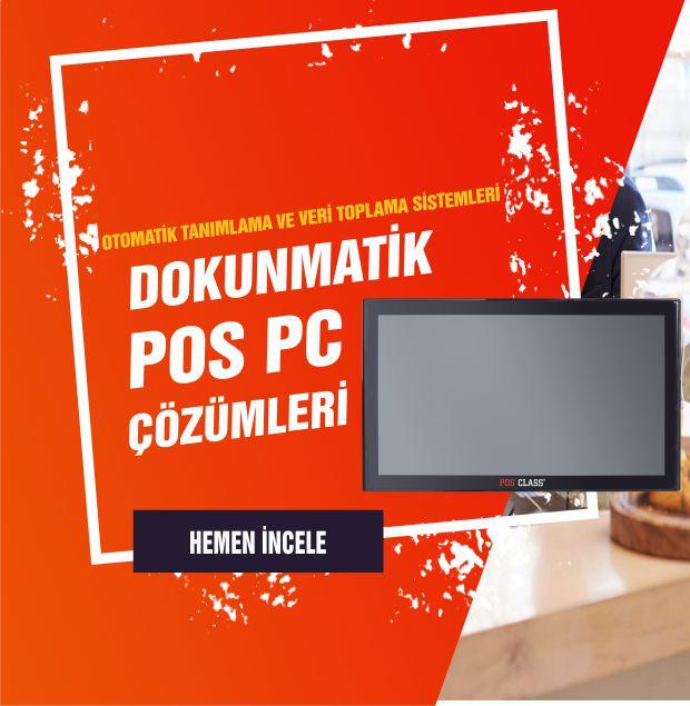 Dokunmatik POS PC